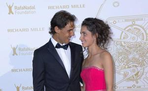 Nadal y Xisca ya son marido y mujer