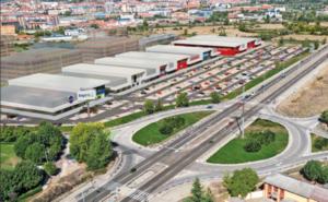 Bogaris confía en iniciar en mayo la edificación del nuevo centro comercial 'Reino de León' y cierra con Alimerka su oferta