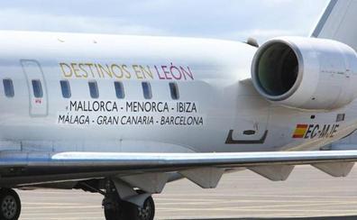 Sevilla se cae de las rutas aéreas de Castilla y León, con Barcelona como único destino hasta abril