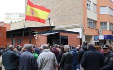 La Policía Nacional de León denuncia el «abandono» de sus compañeros en Cataluña y exigen al Gobierno desplegar refuerzos