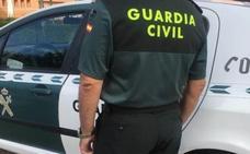Sufre un accidente y es detenido por robar un vehículo en Francia y una farmacia en Valladolid y circular drogado