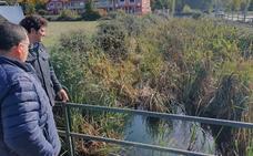 Villaquilambre pedirá a la CHD limpiar y soterrar el canal de San Isidro