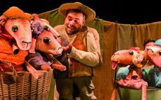 El teatro San Francisco acoge una adaptación infantil de la obra de Lope de Vega, Fuenteovejuna