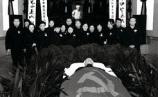 Un entierro de casi 15 años para el líder comunista purgado por Tiananmen