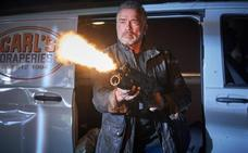 Schwarzenegger: «Vivir con miedo no va conmigo»