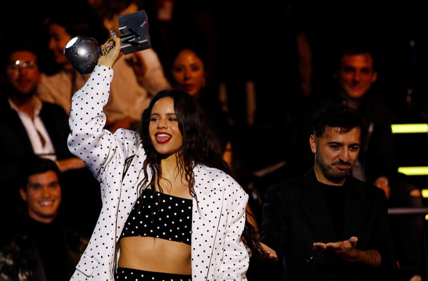 Los premios MTV EMAs, en imágenes