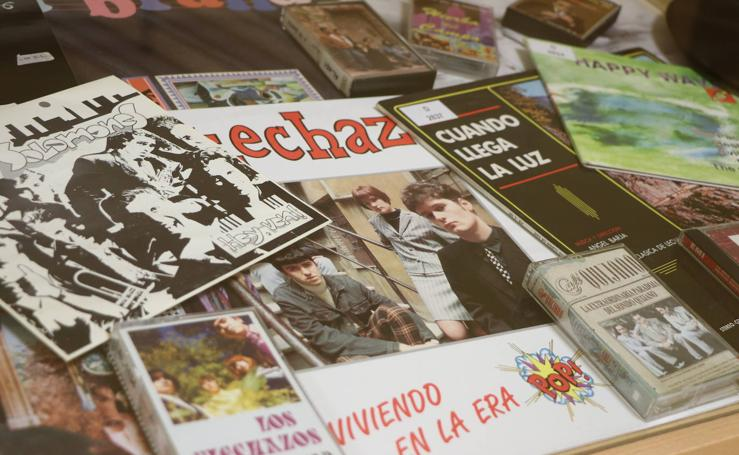Exposición sobre la historia de la biblioteca pública de León