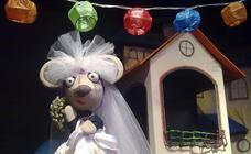 La compañía Búho Teatro desembarca en el Villafranquino con una versión actual de 'La Ratita Presumida'