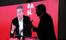 José Luis Rodríguez Zapatero protagoniza el acto central de campaña del PSOE de León
