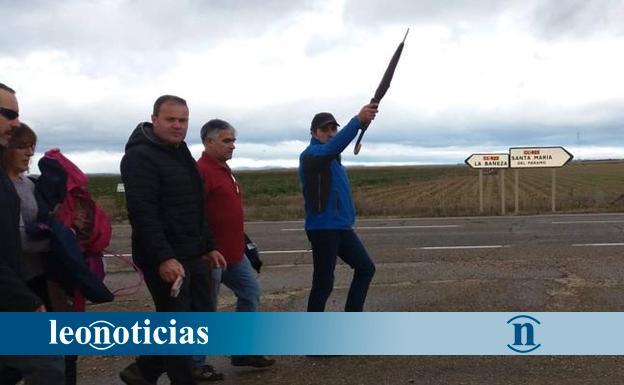 Más de 120 caminantes participan en la 'Marcha de la Amistad' - leonoticias.com