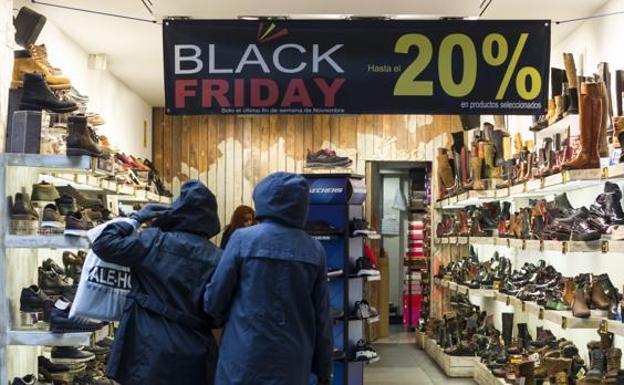 León es la tercera provincia de la comunidad a la que menos le interesa el Black Friday