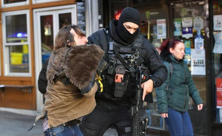 Un nuevo atentado terrorista en Londres