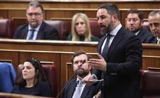 Abascal acusa a las «cloacas del PSOE» de colocar la granada para alentar el «odio» contra Vox