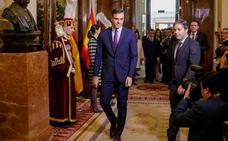 Sánchez apela a un pacto «entre diferentes» para salvar la crisis de gobernabilidad