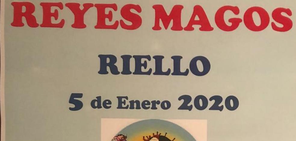 Los Reyes Magos repartirán ilusión en Riello