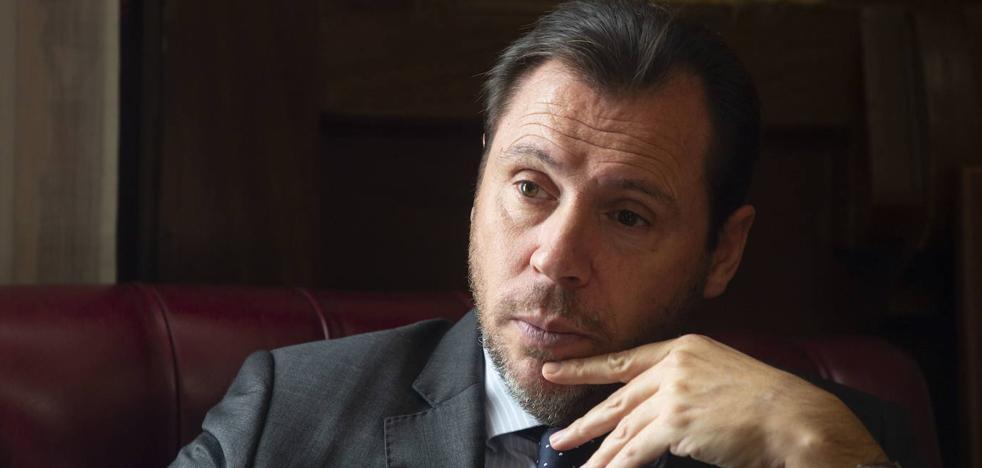 Óscar Puente, convencido de que el nuevo Gobierno será «para bien»