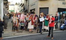 León se cita con la tradición en Viana do Bolo