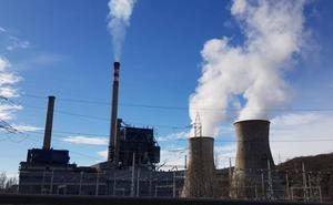 La minería leonesa sigue parada mientras en La Robla se quema carbón a pleno rendimiento