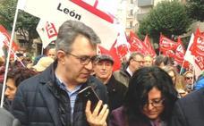 Majo defiende que en la Mesa por León «debemos olvidar el pasado para mirar al futuro sin reproches»