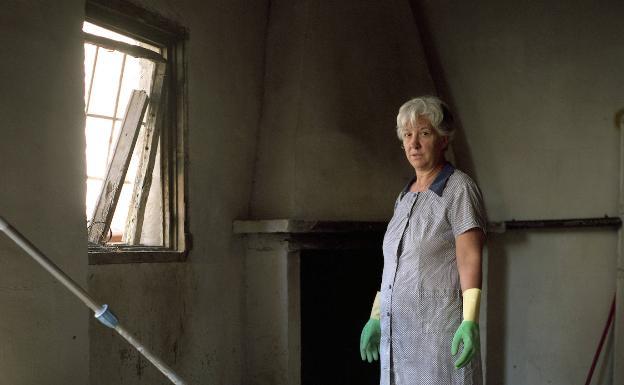 Mi madre, 2008. De la serie 'En un lugar de la stacha'.