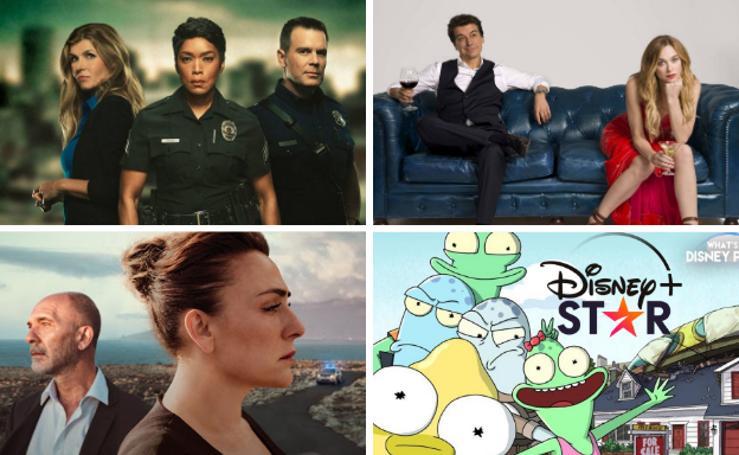 Las series de televisión más destacadas que llegan en febrero