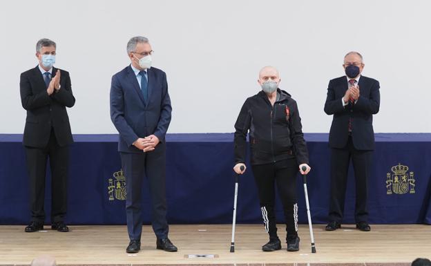 Las medallas al mérito de la Protección Civil reconocen el valor de lo público, la entrega y la fortaleza de la sociedad en el año de la pandemia
