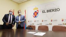 Junta, Consejo y ayuntamientos avanzan en la creación de un consorcio para gestionar Las Médulas