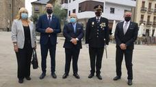 La Policía Nacional de Ponferrada celebra su festividad