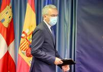 El delegado del Gobierno en Castilla y León valora los PGE 2022