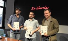 Presentación del cómic de terror leonés 'Villanueva'
