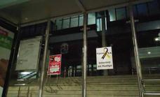Protestas en la ciudad de León y Ponferrada convocadas por los interinos