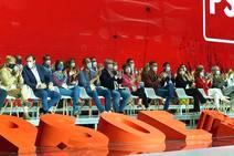 Segunda jornada del 40 Congreso Federal del PSOE