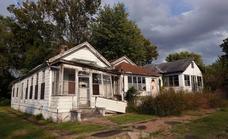 Una ciudad abandonada en el corazón de Estados Unidos