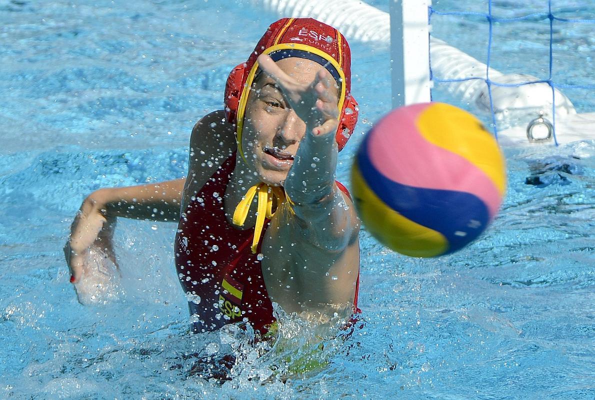 Las 'guerreras' de la piscina reinan en Europa