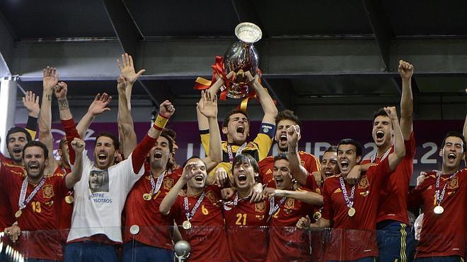 La historia avala a España