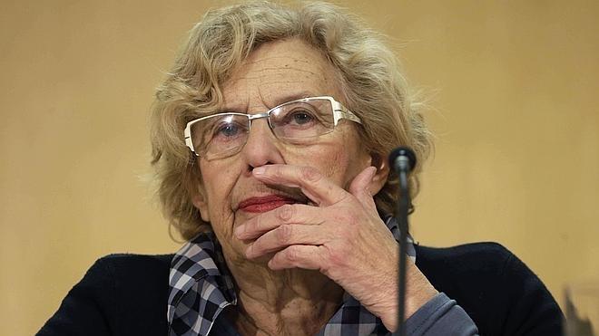 Carmena aclara que desea «un gobierno fuerte de izquierdas»
