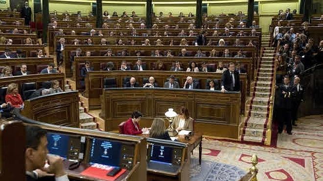 El primer pleno obligará al Congreso a pronunciarse sobre la unidad de España