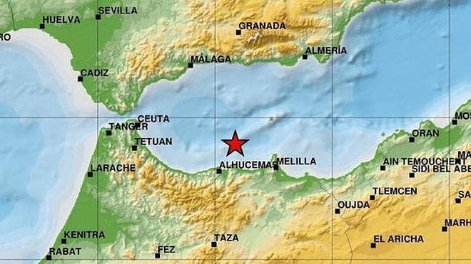 Melilla y Málaga vuelven a temblar
