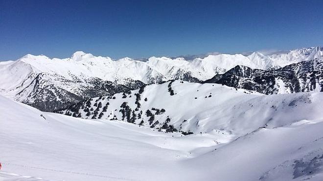 Jornadas de casi 1.000 kilómetros esquiables