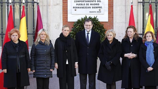 Madrid recuerda a las 192 víctimas del 11-M