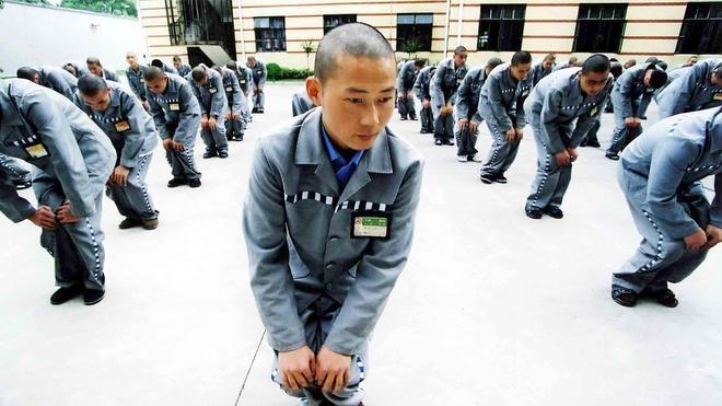 La acusación equivale a la condena en China