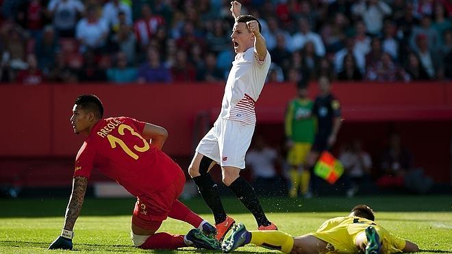 El Sevilla se engancha a la Champions tras una dulce locura