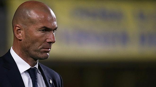 Zidane: «Así no vamos a ninguna parte»