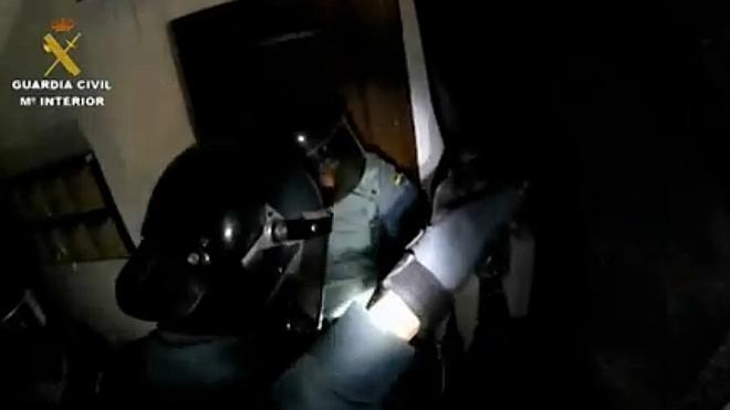 Cae una red internacional especializada en asaltos violentos a narcotraficantes