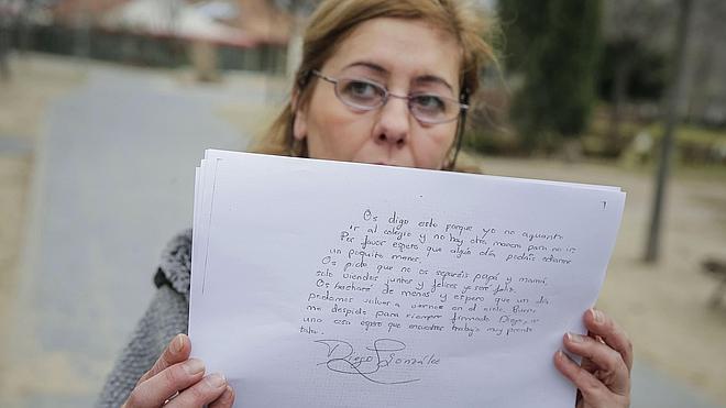 Los padres de Diego, el niño que se suicidó en Leganés, piden anular el archivo del caso