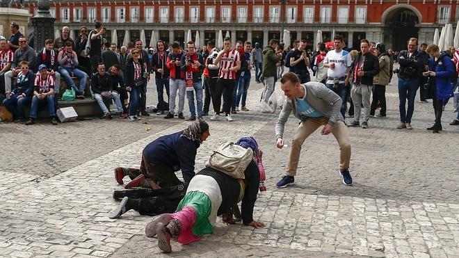 El CSD instará a Antiviolencia a actuar contra los ultras del PSV
