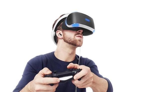 PlayStationVR llegará a las tiendas en octubre a un precio de 399 euros