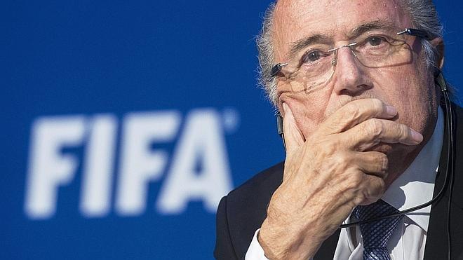 Blatter recurre su suspensión ante el TAS