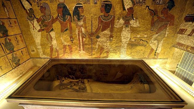 La tumba de Tutankamón, cerca de desvelar sus secretos