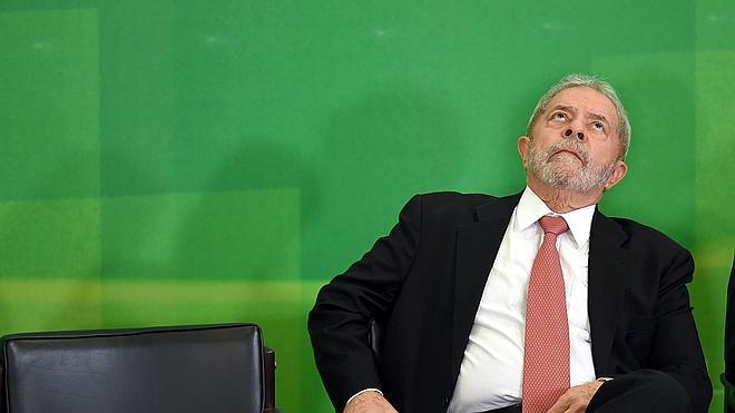 Anulan la medida cautelar contra Lula, que asume el Ministerio de la Presidencia